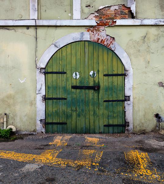 Door - Downtown St Thomas