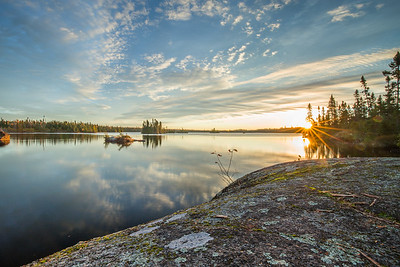 JULY | Davis Lake, Boundary Waters