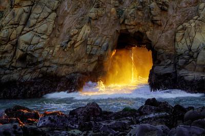 Fire Hole