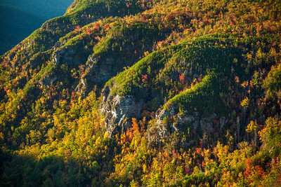 Linville Gorge Cliffs