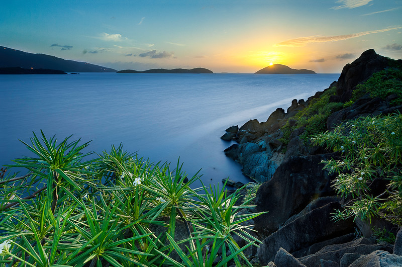 Peterborg Point, St Thomas USVI