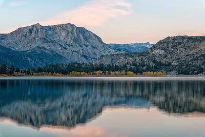 Carson Peak Sunrise - June Lake