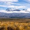 Mount Ruapehu - Through the clouds