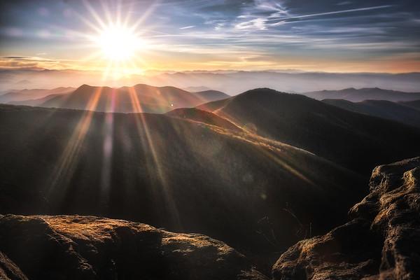The Blue Ridge - USA