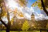 Old Main, Utah State University