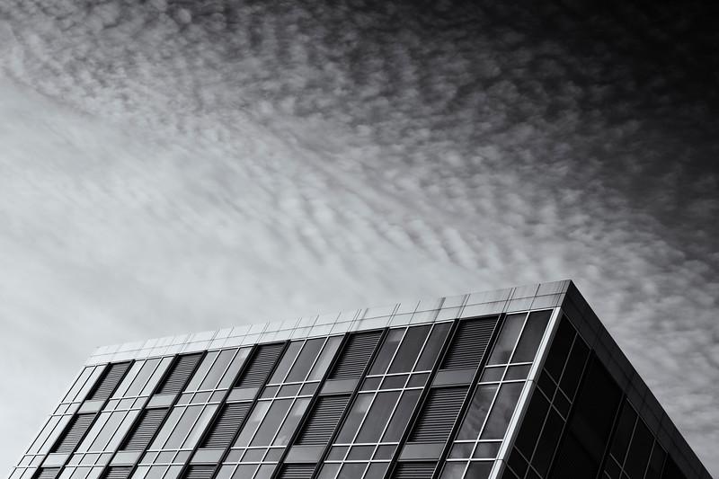 """Where Lines Meet Sky"""