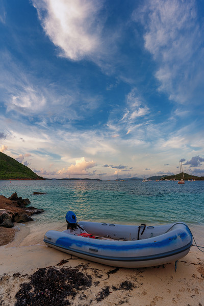 Vessup Bay, St Thomas USVI