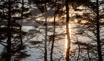 Sunset, Schoodic Peninsula