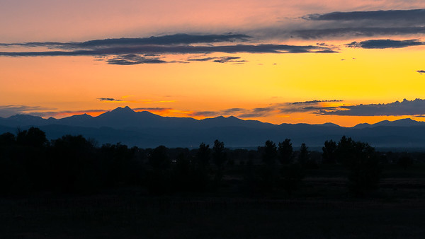Colorado Sunset