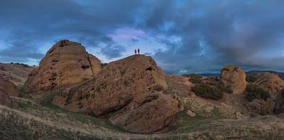 Rock Spot w Jordan and Kelly