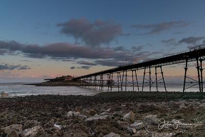 Birnbeck Pier, Weston super Mare