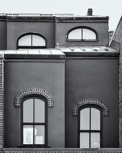 """Eastern Market Row House"""