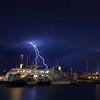 Thunderstorm in Split