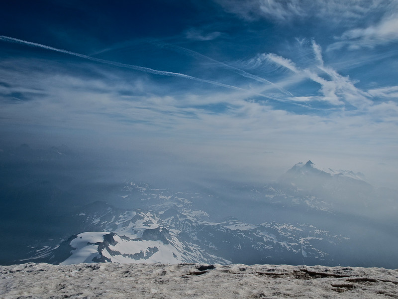 Mount Baker Summit