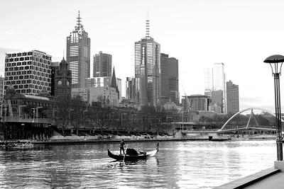 Melbourne by Gondola