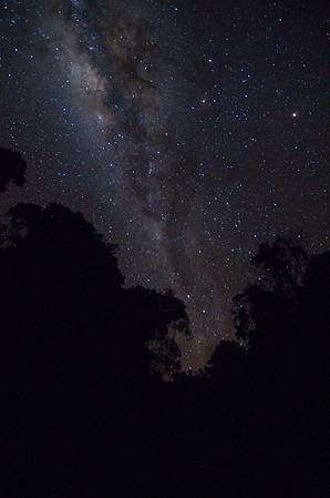 Milky Way, Kayapo Territory