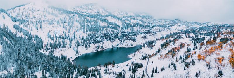 Tony Grove Lake Winter