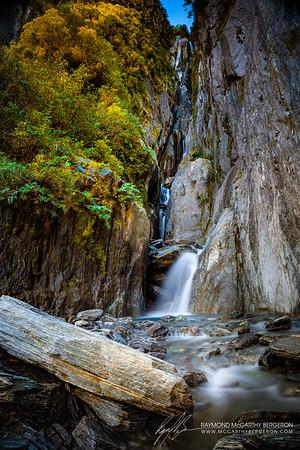 Fox Glacier || New Zealand  Canon EOS 5D Mark II w/ EF24-70mm f/2.8L USM: 24mm @ 4.0 sec, f/10, ISO 100