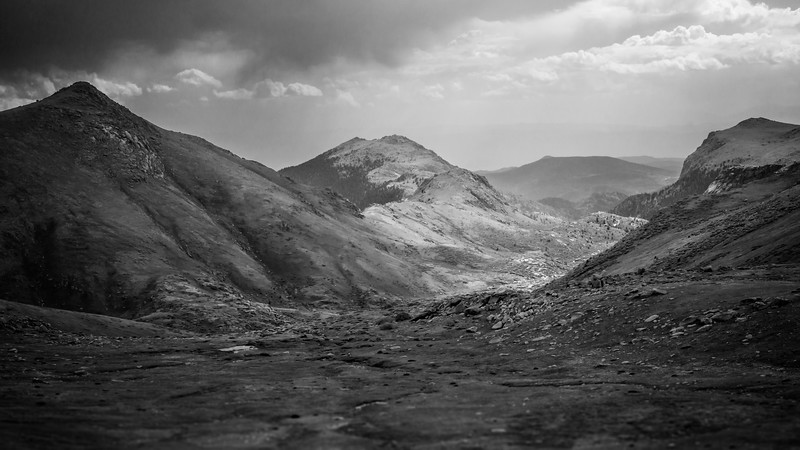 Pikes Peak Valley