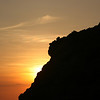 """Cliffside Sunset"" #01"