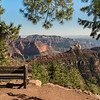 Encantada Viewpoint on the North Rim of the Grand Canyon