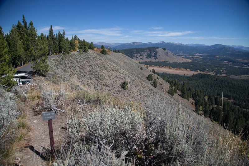 Signal Mountain Summit