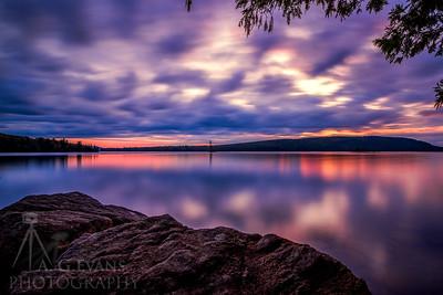 Moosehead Lake reflections