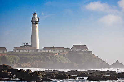 Pigeonpoint Lighthouse, California