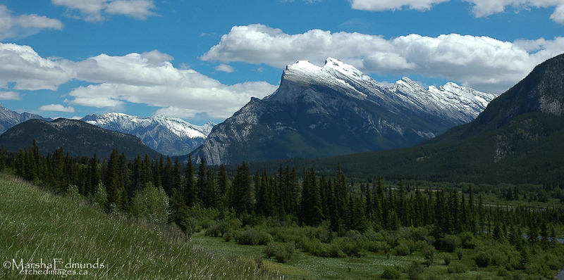 Mount Rundle - Banff