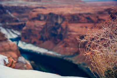 Horseshoe Bend Differently