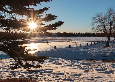 A Winter Sport