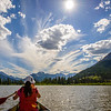 Nancy, Vernillian Lake near Banff
