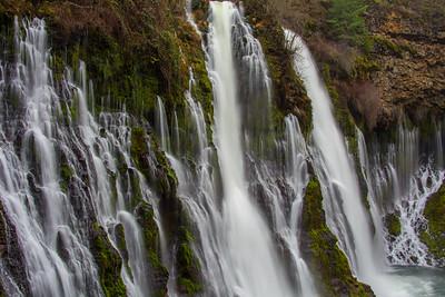 Burney Falls Silky Water