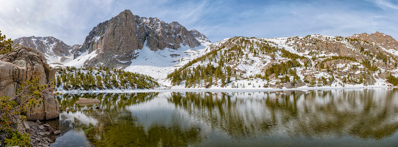 Third Lake and Temple Crag - John Muir Wilderness-4
