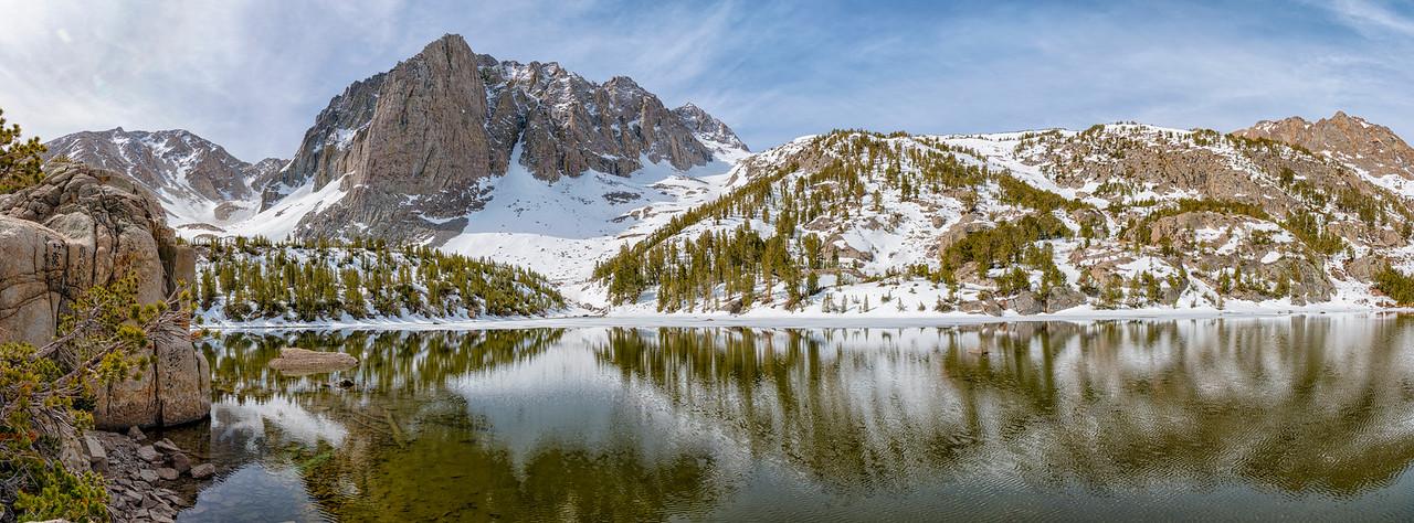 Third Lake and Temple Crag - John Muir Wilderness-4