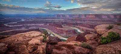 Dead Horse State Park - Moab, Utah