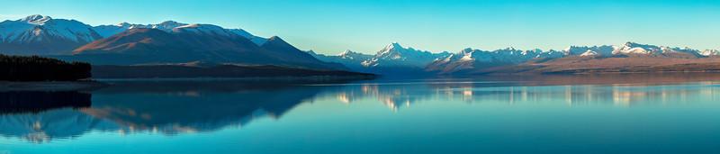Serene Lake Pukaki