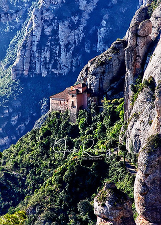 """Spanish Mountain Hideaway"""
