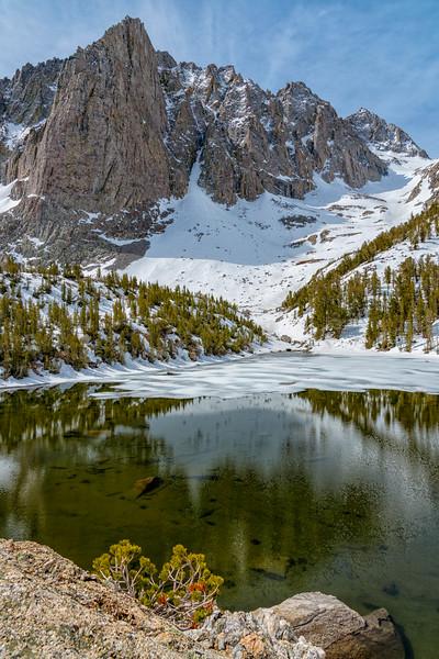 Third Lake and Temple Crag - John Muir Wilderness-7