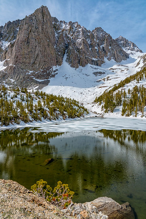 Third Lake and Temple Crag - John Muir Wilderness-7