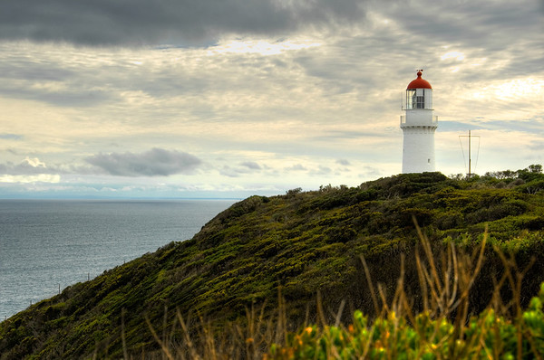 Cape Schanck Lighthouse - Mornington Peninsula Australia