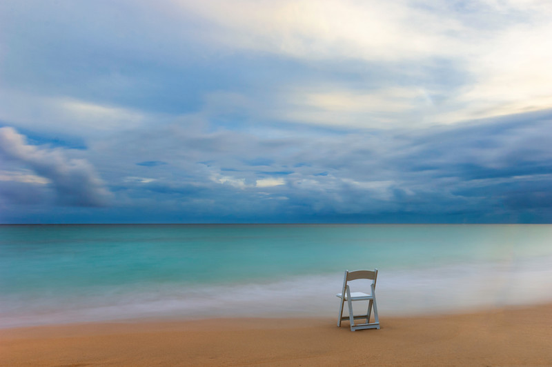 Saving a Seat for You, St Thomas USVI
