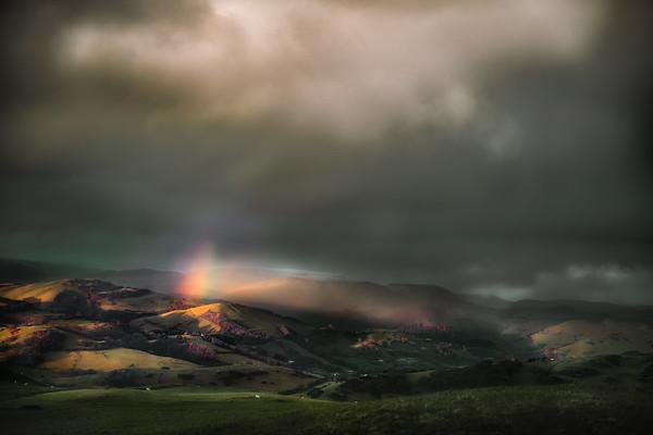 Abercegir Sunset - Wales