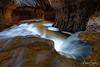 The Subway, Zion National Park, Utah