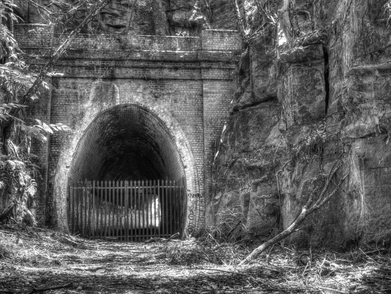 The Old Tunnel