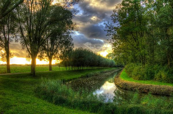 Biesbosch National Park, Dordrecht