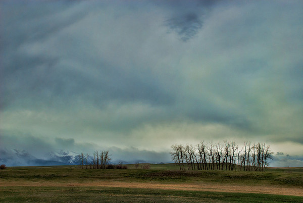 May 23 - Storm in the Mountains<br /> <br /> Another stormy shot from Montana!