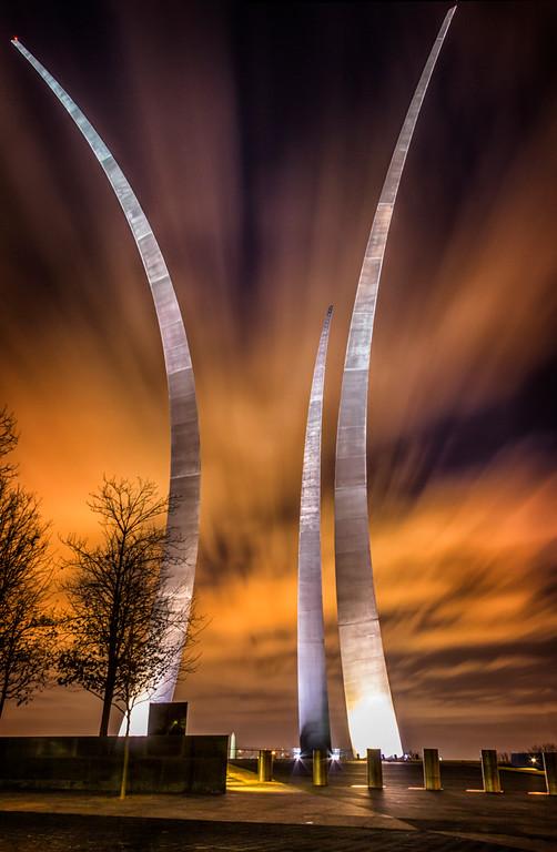 Air Force Memorial--Arlington, Virginia