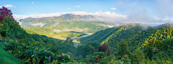 Pisgah National Forest - NC - Panorama-2