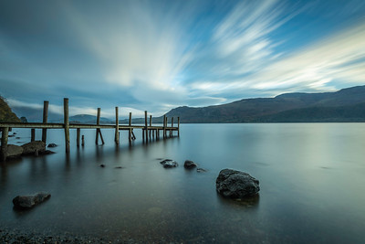 10 Brandle How Jetty on Derwent Water